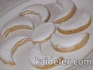 kavala kurabiyesi, Edirne, tatlı kavala kurabiyesi