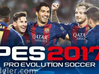 Pro Evolution Soccer 2017, PES 2017, Pro Evolution Soccer